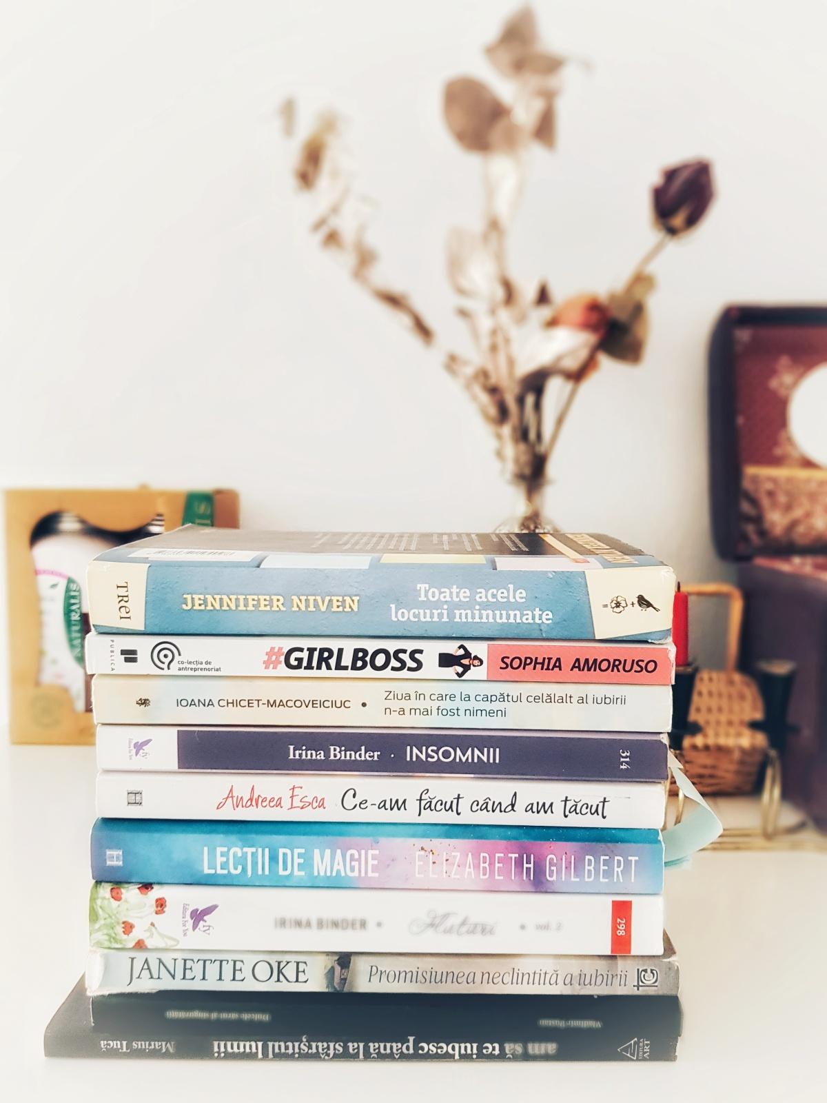 10 cărți pe care să le citești în perioadaasta